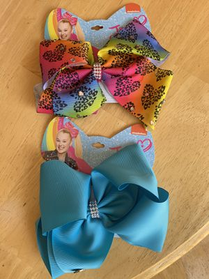Jojo Siwa Bow - Nickelodeon - Brand New for Sale in Las Vegas, NV
