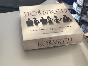 """BOINKED"" .., Adult Board Game for Couples, Parties, Bachelorette.., etc.., Never used, like new for Sale in Spring Valley, NV"
