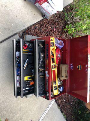 Craftsman tool box for Sale in Sun City Center, FL