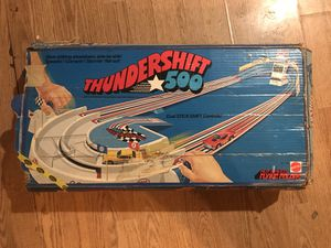 Vintage Hot Wheels Thundershift 500 w Box for Sale in Vancouver, WA