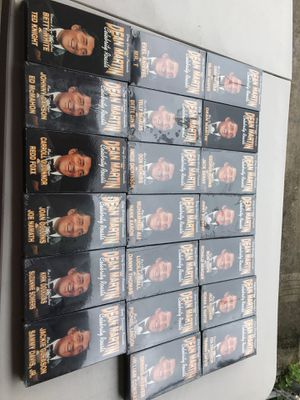 Dean Martin Celebrity Roast VHS collection for Sale in Miami, FL