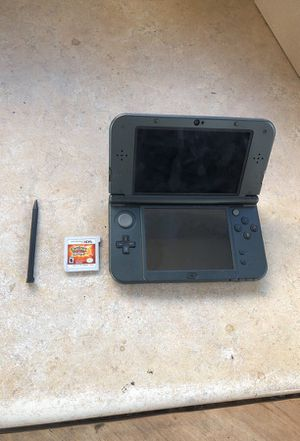 Nintendo 3DS XL with Pokémon Sun for Sale in Lincoln, RI