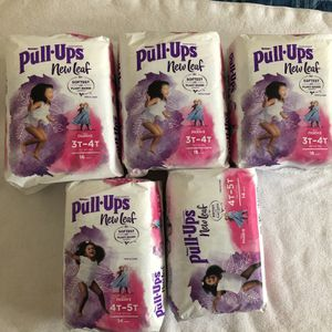 Girls Pull-Ups for Sale in Atlanta, GA
