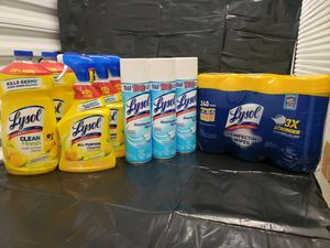 LYSOL TRIO PACKAGE (REFILLs NOT INCLUDED) SOUTHWEST Philadelphia near Philadelphia INTERNATIONAL AIRPORT for Sale in Philadelphia, PA