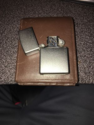 Zippo lighter for Sale in Madera, CA
