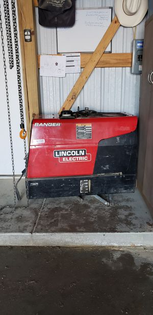 Lincoln welder 225 for Sale in Washington, IL