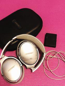 Bose Quiet Comfort Wireless Bluetooth Headphones for Sale in La Plata,  MD