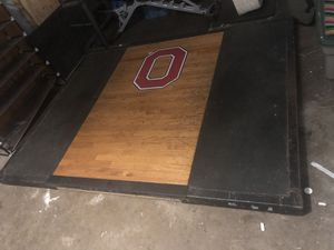 OSU weightlifting platform for Sale in Columbus, OH