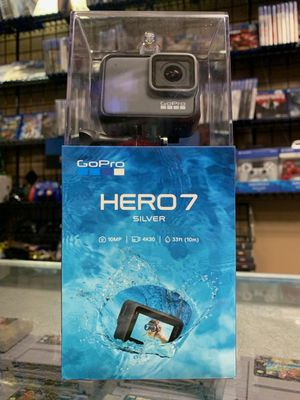 Go Pro Hero 7 Silver for Sale in Deer Park, TX