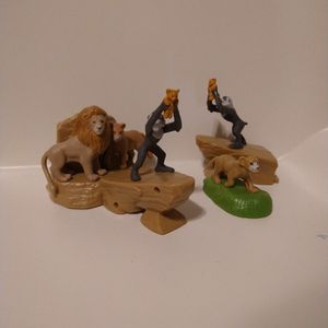 Mcdonald's Happy Meal Toys The Lion King for Sale in West Chicago, IL