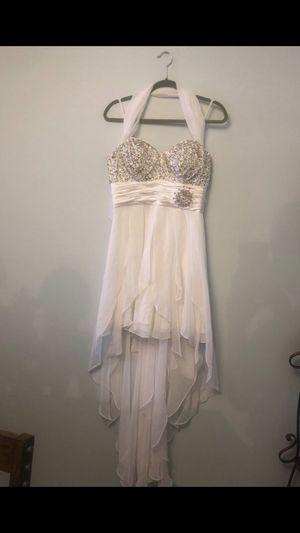 White prom/party dress for Sale in Oak Lawn, IL