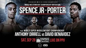 Spence vs Porter tickets -read ad- for Sale in Los Angeles, CA
