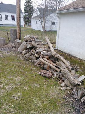 Fire wood! for Sale in Cheektowaga, NY
