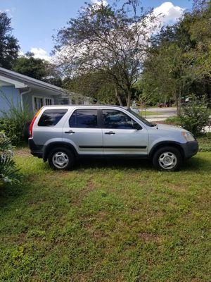 2002 honda crv for Sale in Lakeland, FL