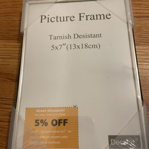 Picture Frame 5*7 Inch for Sale in Los Angeles, CA