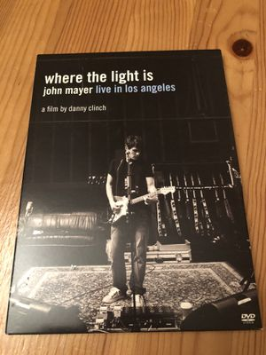 John Mayer DVD for Sale in Florence Township, NJ