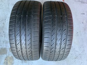 Two 225/40/18 Nankang Sportnex NS-25 with 75-80% left great sale for Sale in Hialeah, FL
