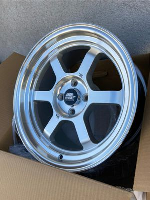 """16"""" New Time Attack Wheels, Rims. 4x100 for Sale in Bell Gardens, CA"""