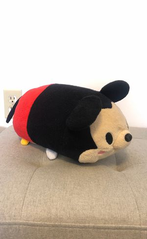 Mickey Mouse Tsum Tsum Plushie for Sale in Dover, DE