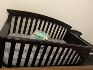 Crib With Changing Table for Sale in El Paso, TX