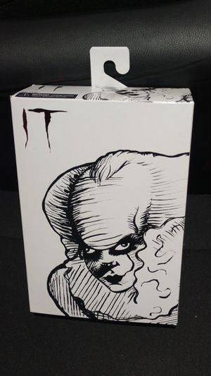 New SDCC 2019 Neca IT 2017 Etched Pennywise for Sale in Los Angeles, CA