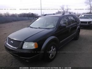 2007 FORD FREESTYLE SEL 4WD 3.0L A09015 Parts only. U pull it yard cash only. for Sale in Fort Washington, MD