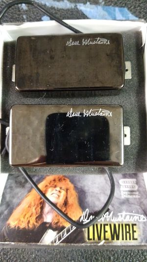 Seymour Duncan Dave Mustaine livewires active pickups for Sale in Jonesborough, TN