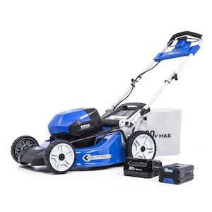 Kobalt 80-volt Max Brushless Lithium Ion 21-in Self-propelled Cordless Electric Lawn Mower (Battery Included) for Sale in New Orleans, LA