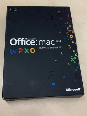 Microsoft Office 2011 Home and Business for Sale in Lake Worth, FL