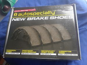 Powerstop brake shoes for Sale in Monterey Park, CA