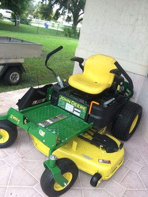 John Deere Z355 E for Sale in Fort Lauderdale, FL