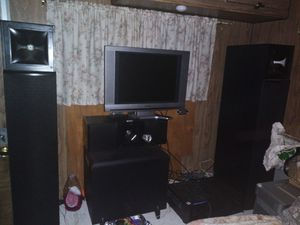 Klipsch Home entertainment center for Sale in Atherton, CA