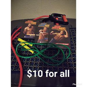Work out DVDs for Sale in Spokane, WA