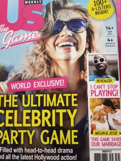 The Ultimate Celebrity Party Game for Sale in Oakland,  CA