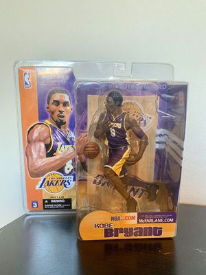 Collectible Kobe Bryant Action Figure for Sale in Kent, WA