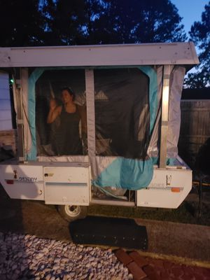 1993 Coleman Destiny Popup Camper for Sale in Norfolk, VA