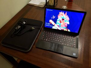 """Razer Blade Stealth 13.3"""" QHD+ Touchscreen Ultrabook for Sale in Groveport, OH"""
