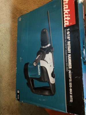 Rotary hammer drill for Sale in Silver Spring, MD