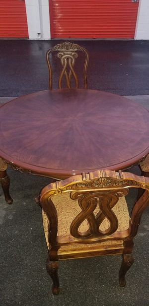 Antique Dinner Table for Sale in Santa Ana, CA