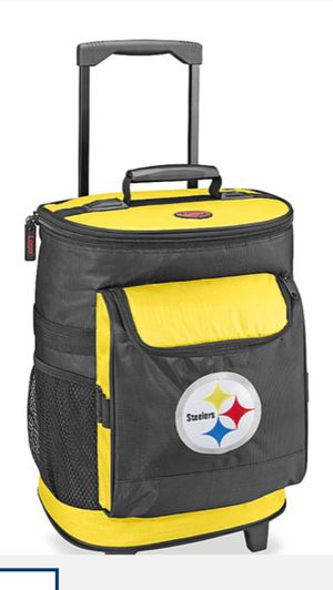 Steelers rolling cooler for Sale in Pittsburgh, PA
