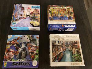 Puzzles for Sale in Durham, NC