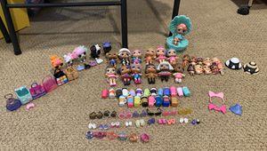 Lot of 29 LOL Surprise Dolls & Pets for Sale in Tempe, AZ