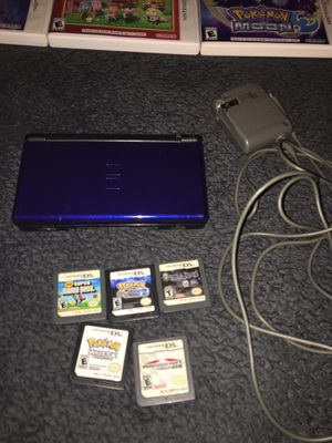 Nintendo DS Lite & games for Sale in Weston, WV