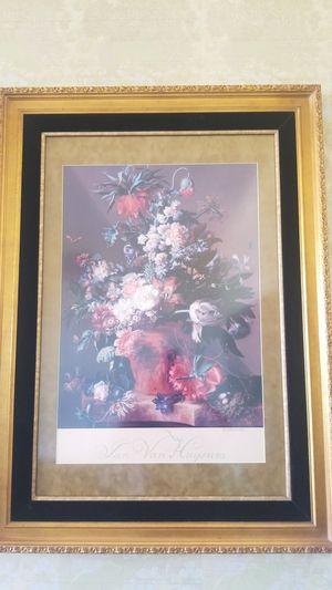 Jan Van Husyum Print for Sale in Rialto, CA