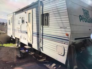 40 foot travel trailer <2 bedrooms>$9500 for Sale in Oakland, CA