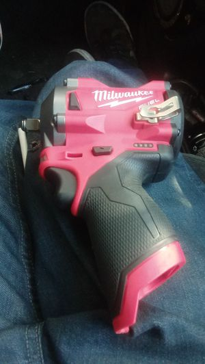 Milwaukee impact wrench for Sale in San Leandro, CA