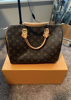 Louis Vuitton speedy 30 for Sale in New Albany, OH