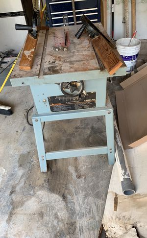 Delta table saw for Sale in Clearwater, FL