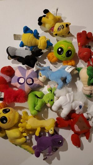 Vintage Neopets Mcdonald's Plush Stuffed Animal Toys for Sale in Independence, OH
