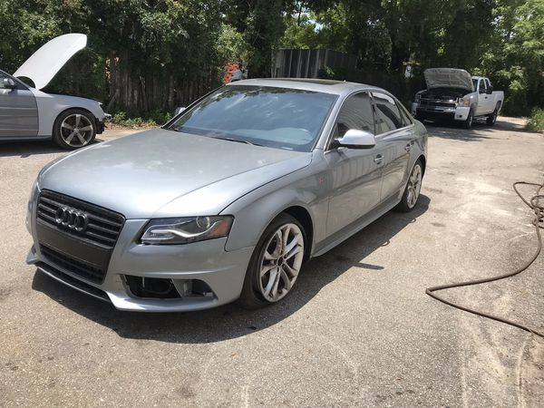 2010 Audi s4 3.0 prestige parting out
